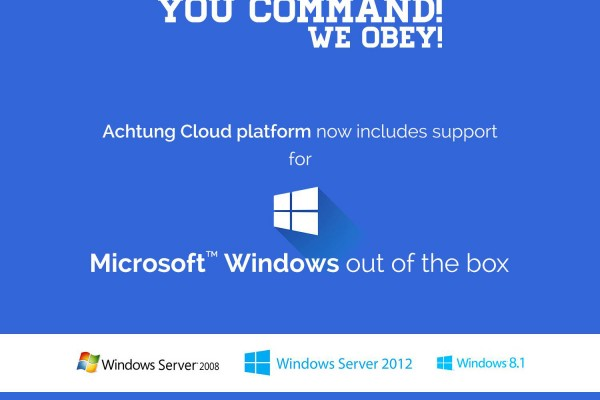 Automatic Windows Provisioning now available